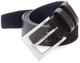 Robert Graham Laconia Leather Belt