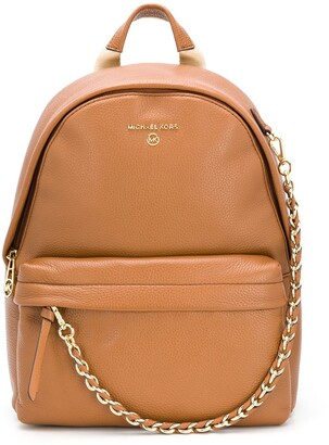 MICHAEL Michael Kors medium Slater pebbled backpack