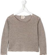 Caffe' D'orzo - Guendalina T-shirt - kids - Cotton/Linen/Flax - 2 yrs