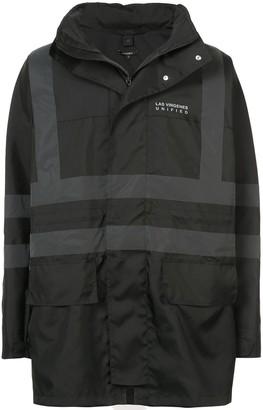 Yeezy Constructions parka coat