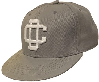 DSQUARED2 Grey Cotton Hats & pull on hats