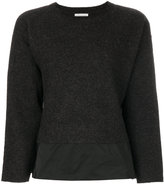 Stefano Mortari layered sweater