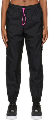Nike Black Sportswear Icon Clash Lounge Pants