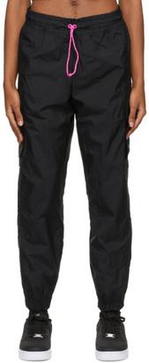 Nike Black Sportswear Icon Clash Lounge Pants