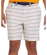 Nautica Men's Modern Fit Striped Oxford Short