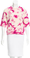 Michael Kors Tie-Dye Cashmere Sweater