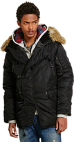 Denim & Supply Ralph Lauren Dnf Down Snorkel Jacket, Polo Black