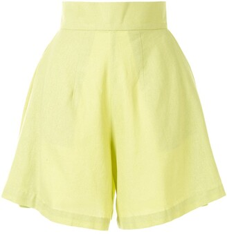 Bambah Pleated Culottes