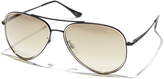 Liive Vision Morrison Womens Sunglasses Black
