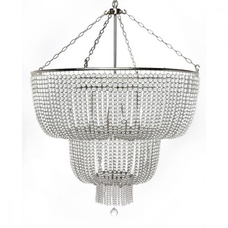 Cafe Lighting Waterfall Chandelier Large