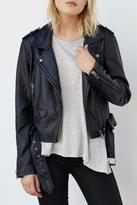 Blank NYC BlankNYC Vegan Leather Moto Jacket