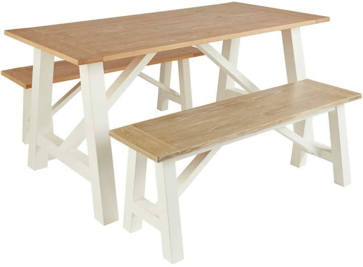 a61de2137c61 White Oak Dining Table - ShopStyle UK