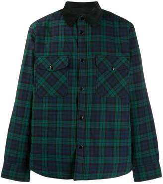 Rag & Bone Jack checked shirt