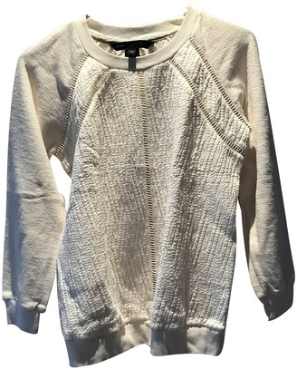Marc by Marc Jacobs White Cotton Knitwear