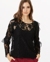 SABA Frida Lace Top