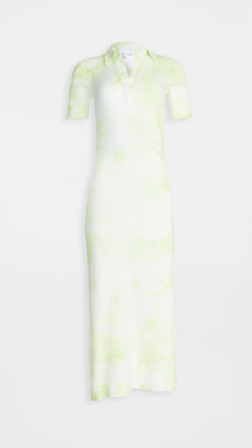 Helmut Lang Polo Dress