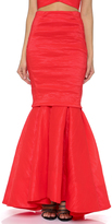 Donna Karan Evening Trumpet Skirt