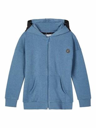 Hood Unb Sweater Name It Boys Nkmscott Ls Sweat Card W