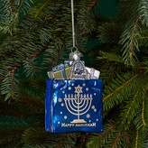 Kurt Adler Hanukkah Gift Bag Ornament