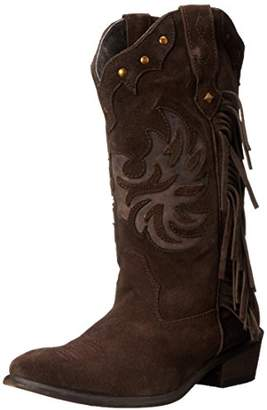Roper Women's Fringes Riding Boot