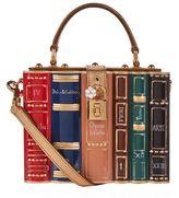 Dolce & Gabbana Book Padlock Top Handle Bag