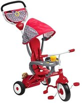 Radio Flyer EZ Fold Stroll 'N Trike, Red