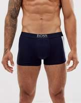Boss BOSS side logo trunks in navy