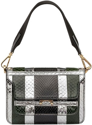 Marni Trunk Multicolour Exotic leathers Handbags