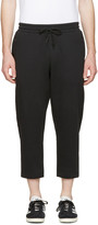 adidas Black Eqt 7-8 Lounge Pants