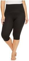 Spanx Plus Size Active Compression Knee Pants Women's Workout