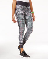 Jessica Simpson The Warm Up Juniors' Printed Yoga Leggings