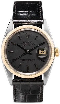 Lizzie Mandler Fine Jewelry Rolex Datejust 37mm