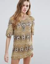 Raga Sarah Embellished Tunic Dress