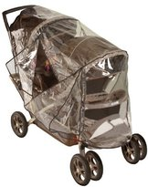 His Juvenile Jeep Deluxe Tandem Stroller Weather Shield, Stroller Cover, Child Weather and Insect Protector, Double Stroller Cover by Jeep
