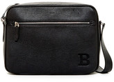 Bally Capa Leather Messenger Bag