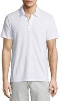 Rag & Bone Standard Issue Polo Shirt, White