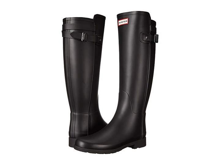Hunter Refined Back Strap Rain Boots