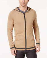 Ryan Seacrest Distinction Ryan Seacrest Distinctionandtrade; Men's Modern-Fit Sweater Hoodie, Created for Macy's