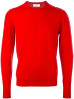 Ami Alexandre Mattiussi crew neck sweater - men - Wool - XS