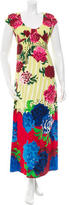 Marc Jacobs Sleeveless Maxi Dress