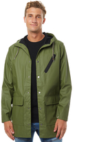 Quiksilver Travers Deep Mens Jacket Green