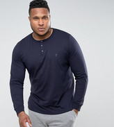 French Connection PLUS Long Sleeve Henley