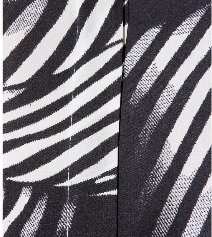 Stella McCartney Anya printed silk shirt