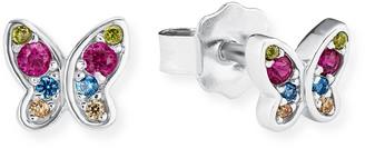 S'Oliver Girls Silver Stud Earrings - 2020868