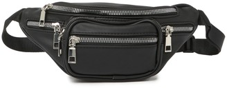 Most Wanted Design by Carlos Souza Leather Belt Bag