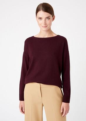 Hobbs Dawn Wool Cashmere Sweater