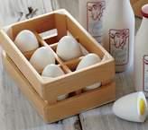 Pottery Barn Kids Wooden Egg Set
