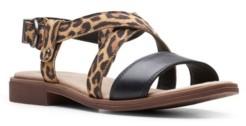 Clarks Collection Women's Declan Spring Sandals Women's Shoes