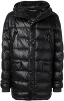 Dolce & Gabbana hooded padded coat