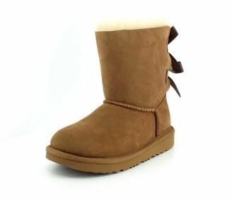 UGG Kid's K Bailey Bow II Ankle Boot